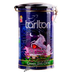 Чай Tarlton Лунный Полет зеленый 300 гр ж.б.