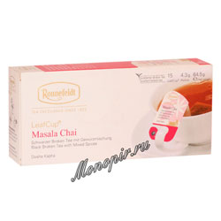 Чай Ronnefeldt Masala /Масала в сашете (Leaf Cup)