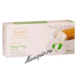 Чай Ronnefeldt Lung Ching / Лунцзин в саше на чашку (Leaf Cup)