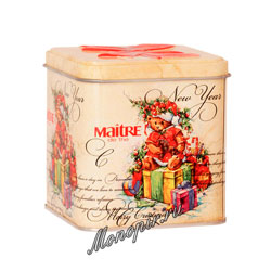 Чай Maitre Новогодний Мишка 70 гр