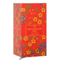 Чай Краснодарский букет Черный чабрец и душица пакетированный