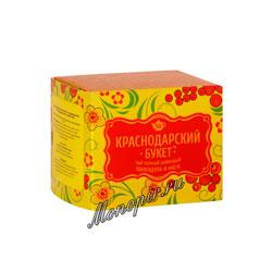 Краснодарский букет черный с календулой и мятой 50 гр