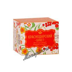 Краснодарский букет Черный байховый с ромашкой и душицей 50 гр
