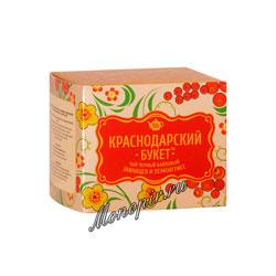 Краснодарский букет черный с эхинацеей и лемонграссом 50 гр
