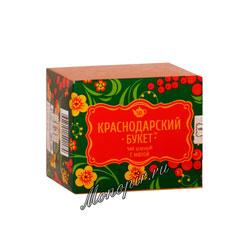 Краснодарский букет Зеленый с мятой 50 гр