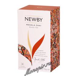 Чай Newby Масала чай 25 шт