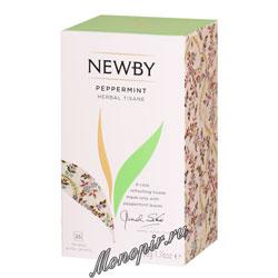 Чай Newby Перечная мята 25 шт
