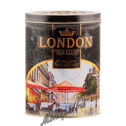 Чай LTC English Breakfast черный 100 гр ж.б.