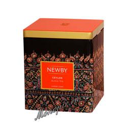 Листовой чай Newby Цейлон 125 гр