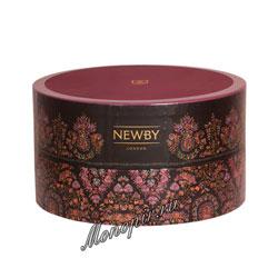 Newby подарочный набор черных чаев Корона