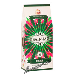 Северный чай Иван-Чай зеленый 50 гр