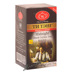 Чай Ти Тэнг черный для полуночников 200 гр