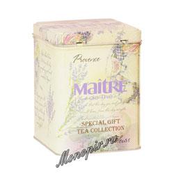 Чай Maitre Provence Fleurs 100 гр ж.б