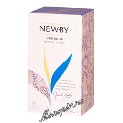 Чай Newby Вербена 25 шт