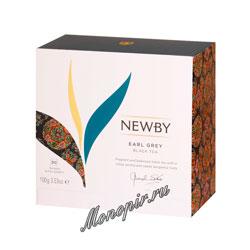 Чай Newby Эрл Грей 50 шт