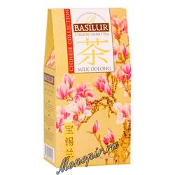 Чай Basilur Китай Молочный улун 100 гр