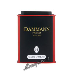 Dammann Яблоко любви 100 гр