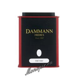 Чай Dammann Ганпаудер Порох 1-го сбора 100 гр