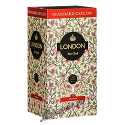 Чай LTC Standard Ceylon пакетированный 25 шт