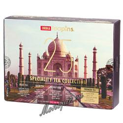 Подарочный набор Sense Asia India Teapins 25 видов чая