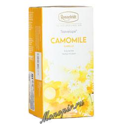 Чай Ronnefeldt Camomile/Ромашка аптечная