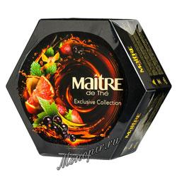 Подарочный набор Maitre Exclusive Collection 12 вкусов
