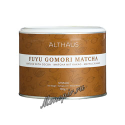 Althaus Матча с какао 150 гр