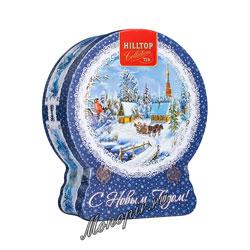 Чай Hilltop Черный лист Зимняя сказка 100 гр