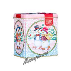 Чай Hilltop Музыкальная шкатулка Музыкальный зимний вальс 100 гр