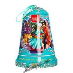 Чай Hilltop Цейлонское утро Музыкальный колокольчик Маскарад 100 гр