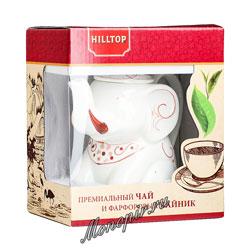 Чай Hilltop Земляника со сливками 80 гр