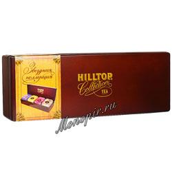 Чай Hilltop Звездная коллекция (2х50г, 2х60г)