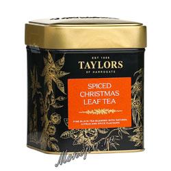 Чай Taylors of Harrogate Spiced Christmas / Рождественский с пряностями 125 гр