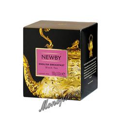 Чай листовой Newby Английский завтрак 100 гр