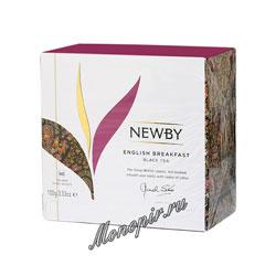 Чай Newby Английский завтрак 50 шт
