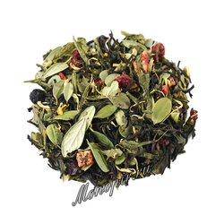 Чай Черный Карельский сбор
