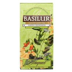 Чай Basilur Коллекция Букет Зеленая свежесть 100 гр