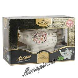 Чай London Tea Ассам Заварник Слон 60 гр