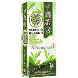 Черный Дракон Зеленый чай 25 пакетиков
