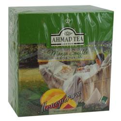 Ahmad Tea в пирамидках Mango Souffle