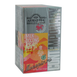 Ahmad Tea Milky Oolong в пакетиках