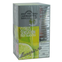 Ahmad Tea Citrus Senstaion в пакетиках