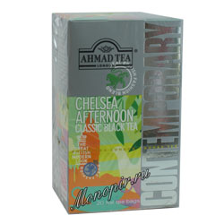 Ahmad Tea Chelsea Afternoon в пакетиках