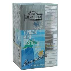 Ahmad Tea в пакетиках Yunnan Mist