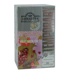Ahmad Tea Pomegranate Love в пакетиках