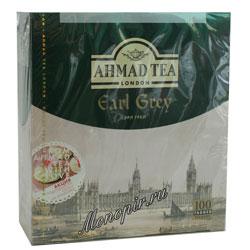 Ahmad Tea Earl Grey в пакетиках
