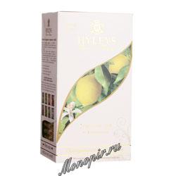 Чай Hyleys Гармония Природы Суприм зеленый с лимоном (25 пак 1,5 гр)