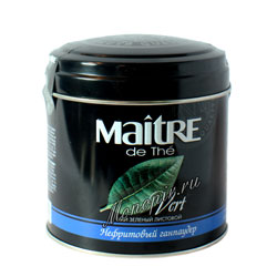 Maitre Нефритовый ганпаудер 100 гр
