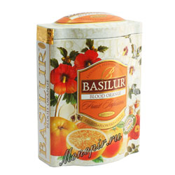 Basilur Фруктовое вдохновение Красный Апельсин 100 гр