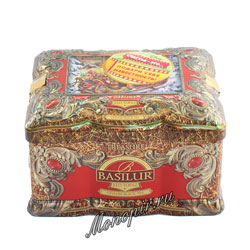 Basilur Ларец Красный топаз 100 гр